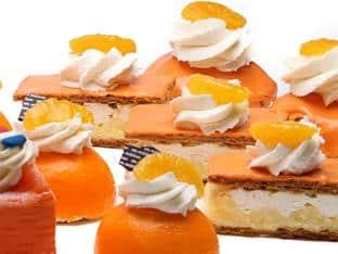 Oranje gebak